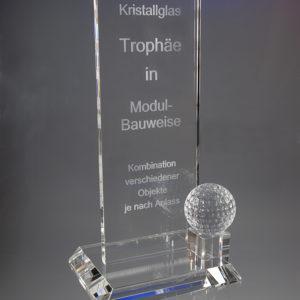 Allround Pokal (modular) mit Modul