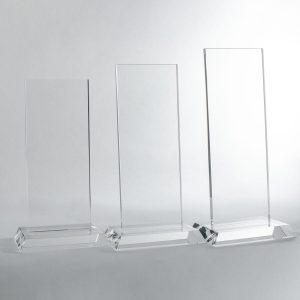 Allround Kristallglas Pokal